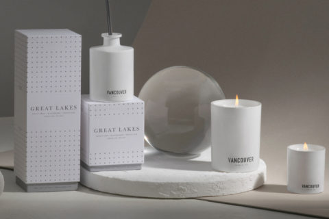 travel-inspired candles