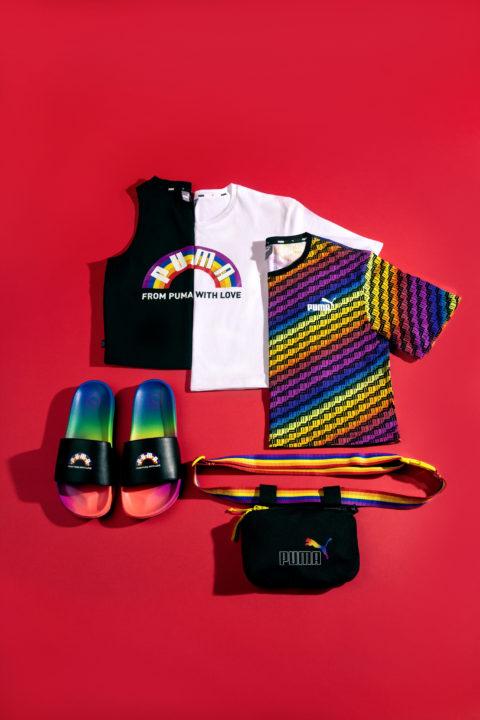 cara delevingne pride collection