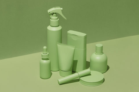 beauty products sustainable packaging