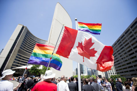 virtual pride events canada