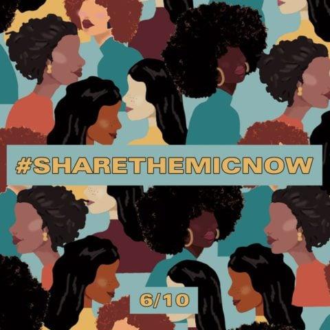 #sharethemicnow