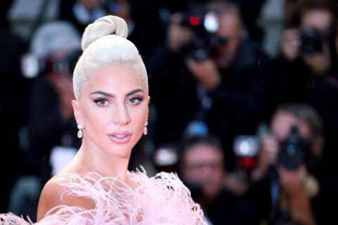 Lady Gaga valentino fragrance