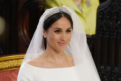 meghan markle wedding nail polish