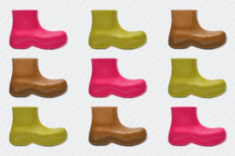 bottega veneta puddle boot