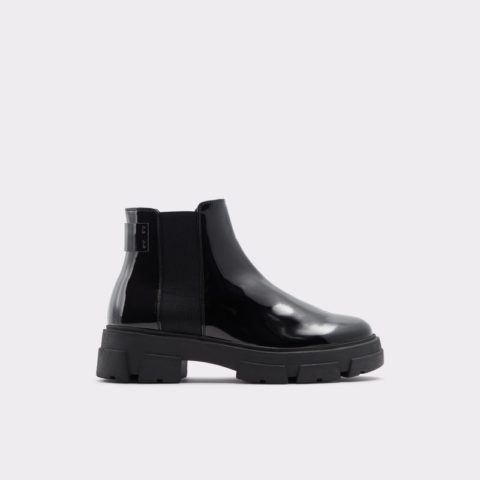 Aldo Lug Sole Boots