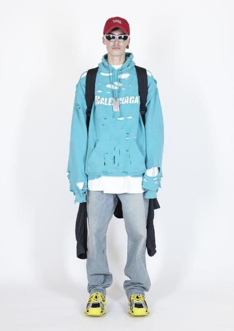 Balenciaga sweatsuit