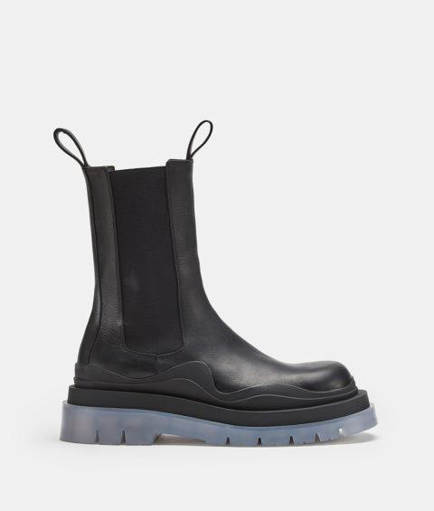 Bottega Lug Sole Boots