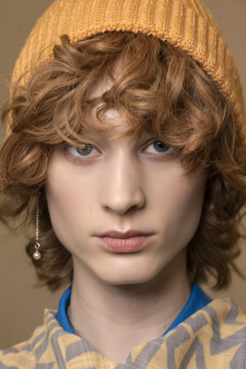 curly hairstyles at coach