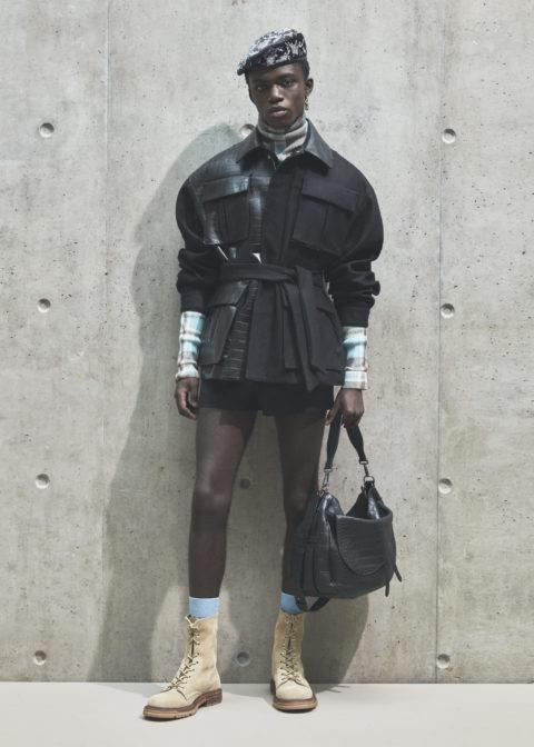 Dior man utility look