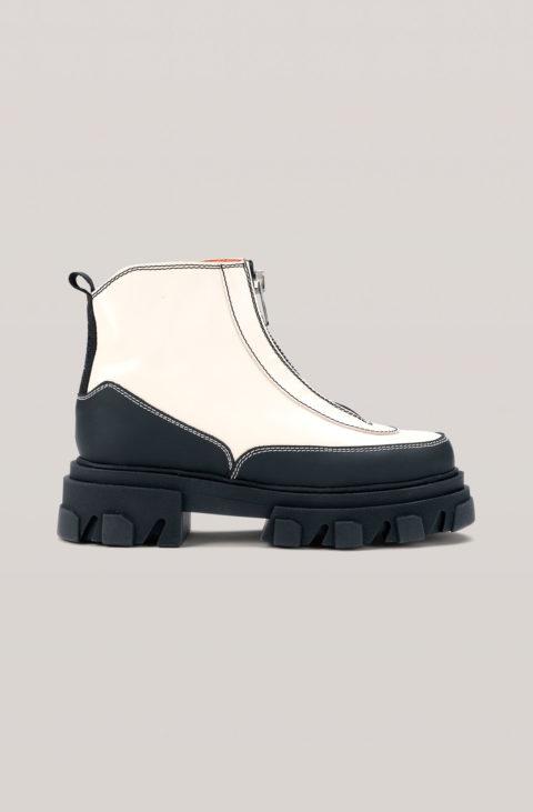 Ganni Lug Sole Boots