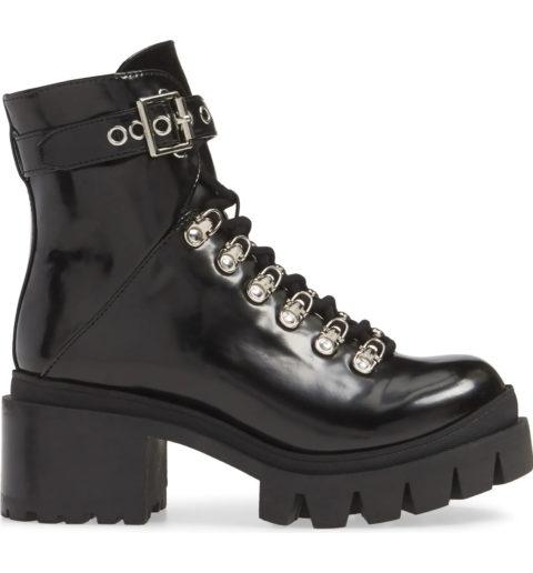 Jeffrey Campbell Lug Sole Boots