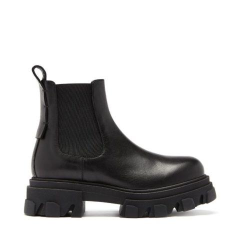 La Canadienne Lug Sole Boots