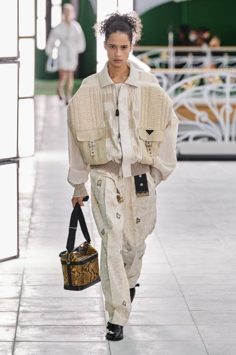 Louis Vuitton utility dressing