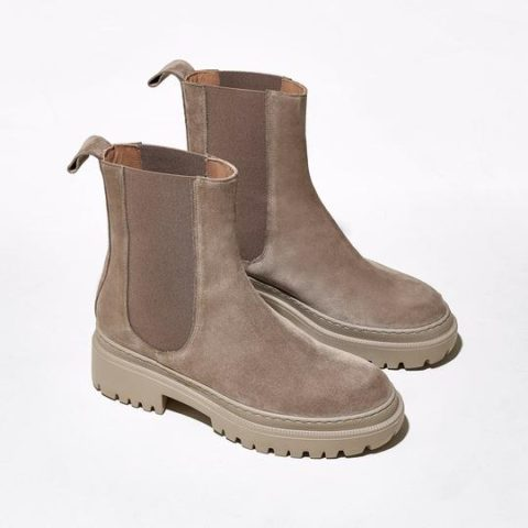 Maguire Lug Sole Boots