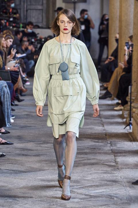 Max Mara utility fashion