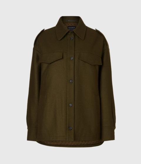 All Saints Fall Shirt Jackets