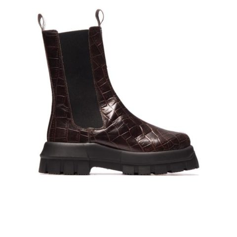 L'Intervalle Lug Sole Boots