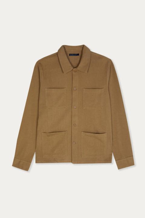 Oak + Fort Fall Shirt Jackets