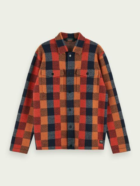 Scotch & Soda Fall Shirt Jackets