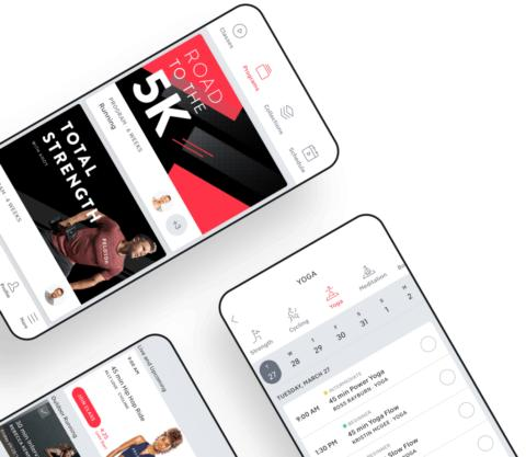 Peloton Monthly app membership