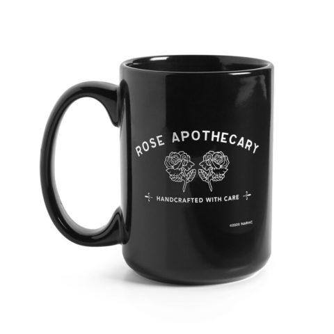 Rose Apothecary Mug