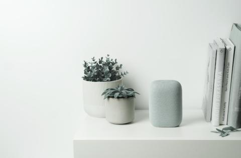 Nest Audio speaker
