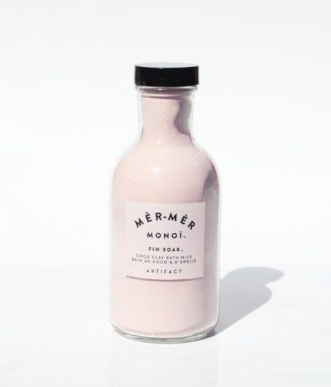 Mèr-Mèr Monoï Fin Soak Bath Milk