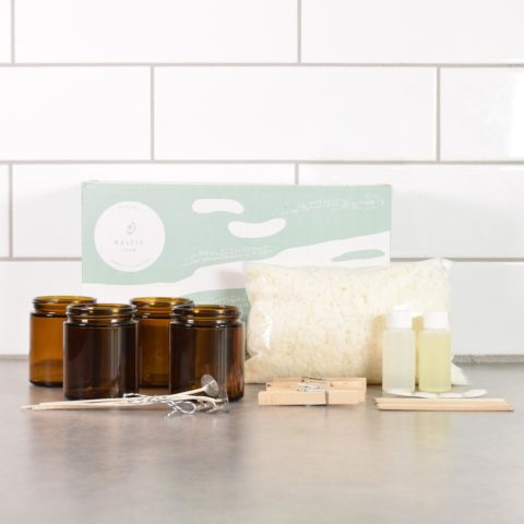 Soy Wax Candle Making Kit