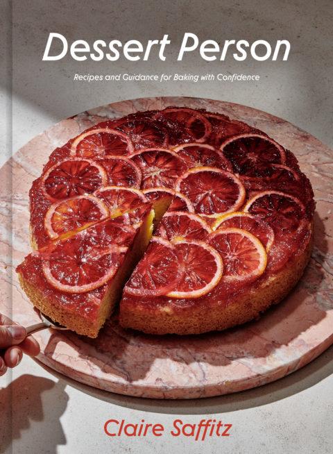 Dessert Person cookbook