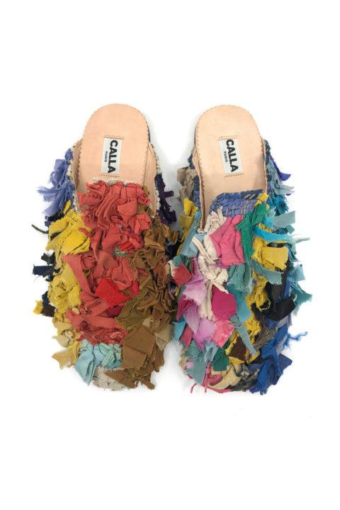 Calla slippers
