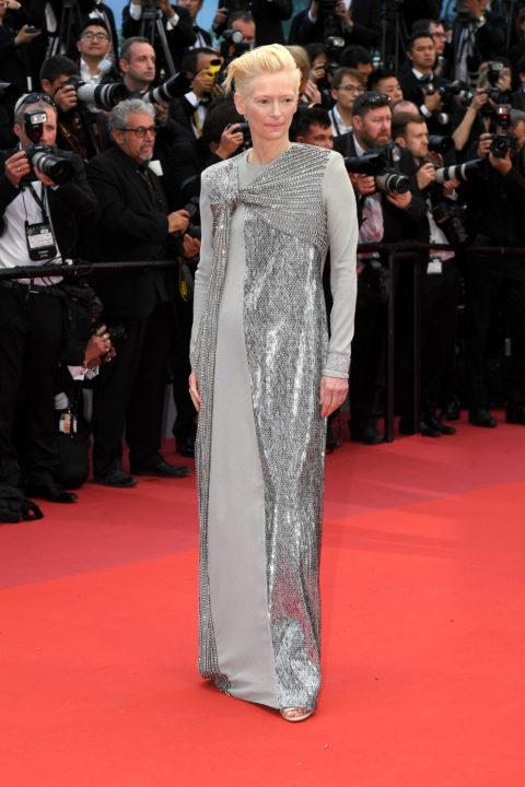 Tilda Swinton 2019 Cannes Film Festival