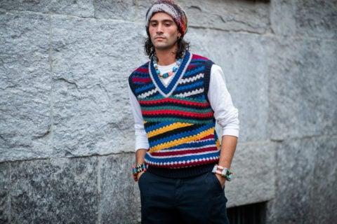 Sweater Vest Trend