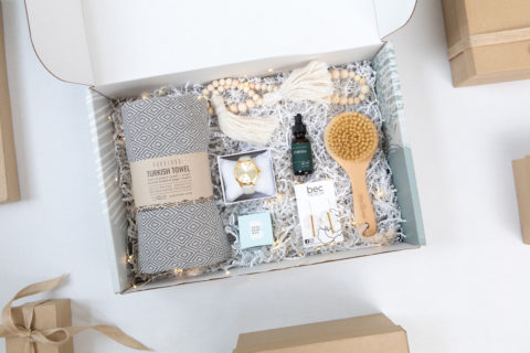 The Gift Refinery gift box