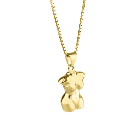 Zephyr Grey The Form Necklace