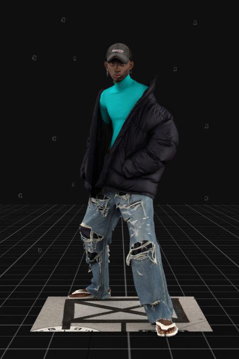 Balenciaga Fall 2021 Collection