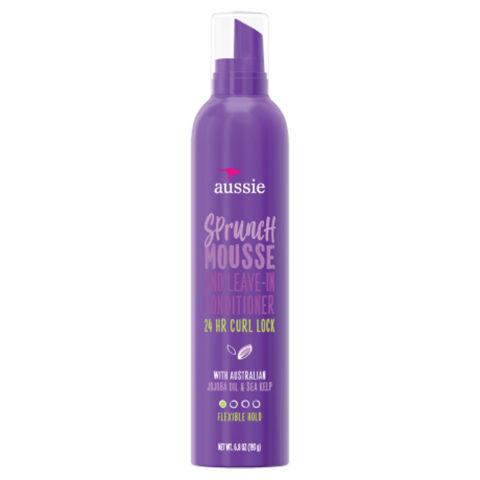 Aussie Catch the Wave Mousse & Leave-In Conditioner