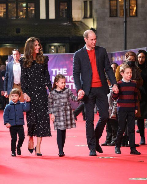 Cambridge royal family