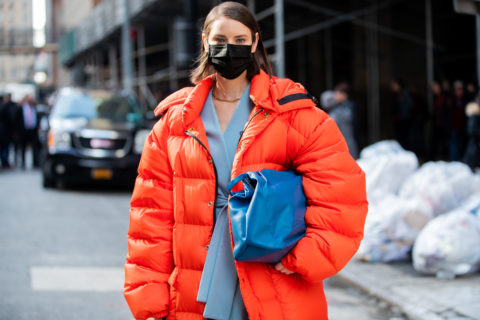 Street Style Winter Face Masks