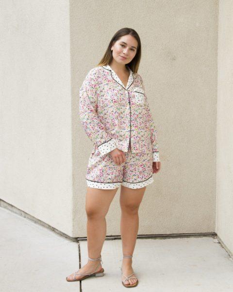 Tanya Taylor Stylish Pajamas