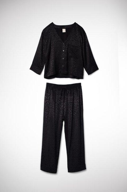 Soft Focus Stylish Pajamas
