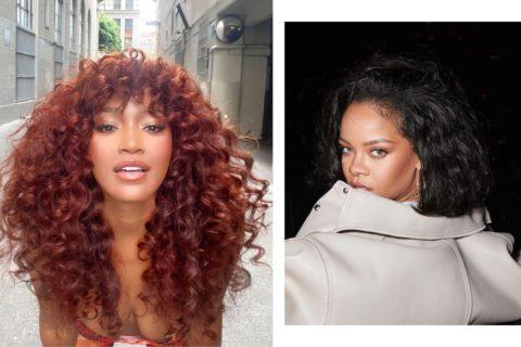 Keke Palmer and Rihanna