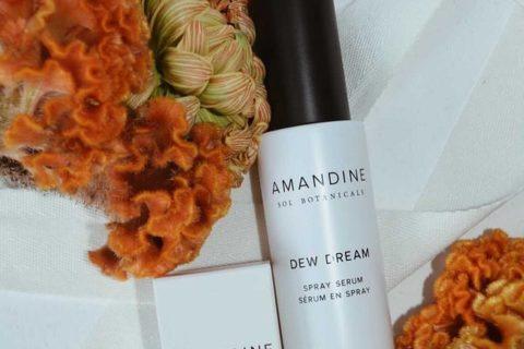 Amandine Sol Botanicals Dew Dream