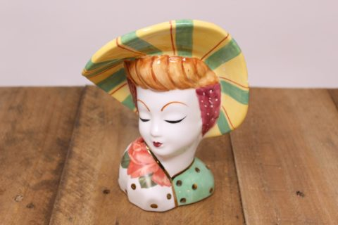 A vintage pottery piece from Carter&Wainwright