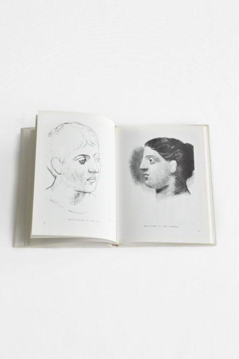 An art book from Pieces Kept