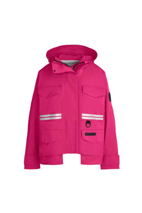 Pink Mordaga Rain Jacket