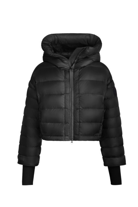 Black Serdang Down Jacket