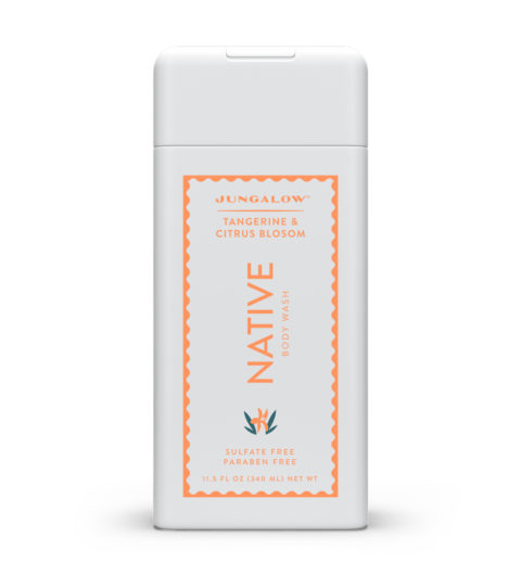 A body wash by the brand Native