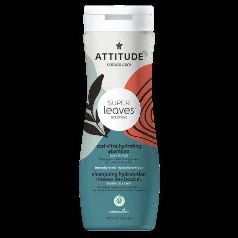 Attitude Curl Ultra-Hydrating Shampoo