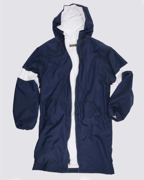 Bleusalt boat coat