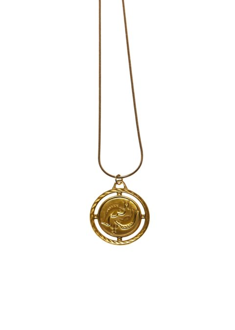 By Annalay zodiac necklace